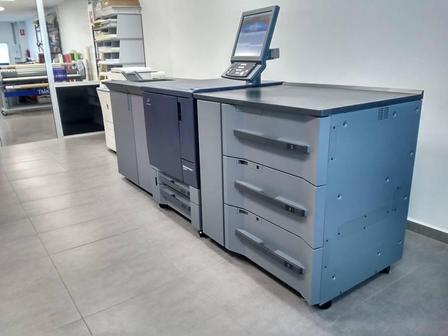 Centro de impresión en Granada